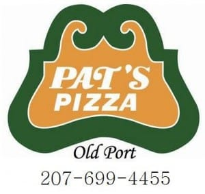 Monday through Wednesday Pizza Special @ Pat's Pizza Old Port