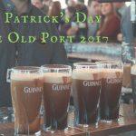 Saint Patrick's Day In The Old Port 2017