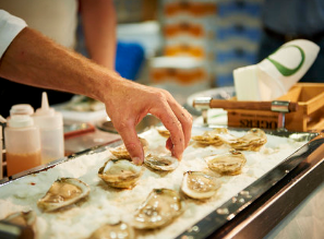 Beer & Oysters! Hosted by Rising Tide Brewery @ Rising Tide Brewing Company, LLC