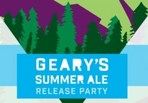 Geary's Summer Ale Release Party @ D.L. Geary Brewing Company | Portland | Maine | United States