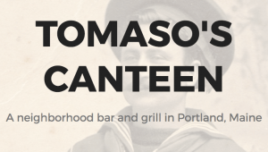 Tomaso's Canteen, Wing Share @ Tomaso's Canteen  | Portland | Maine | United States