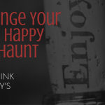 Exchange Your Usual Happy Hour Haunt for A Drink at Sonny's