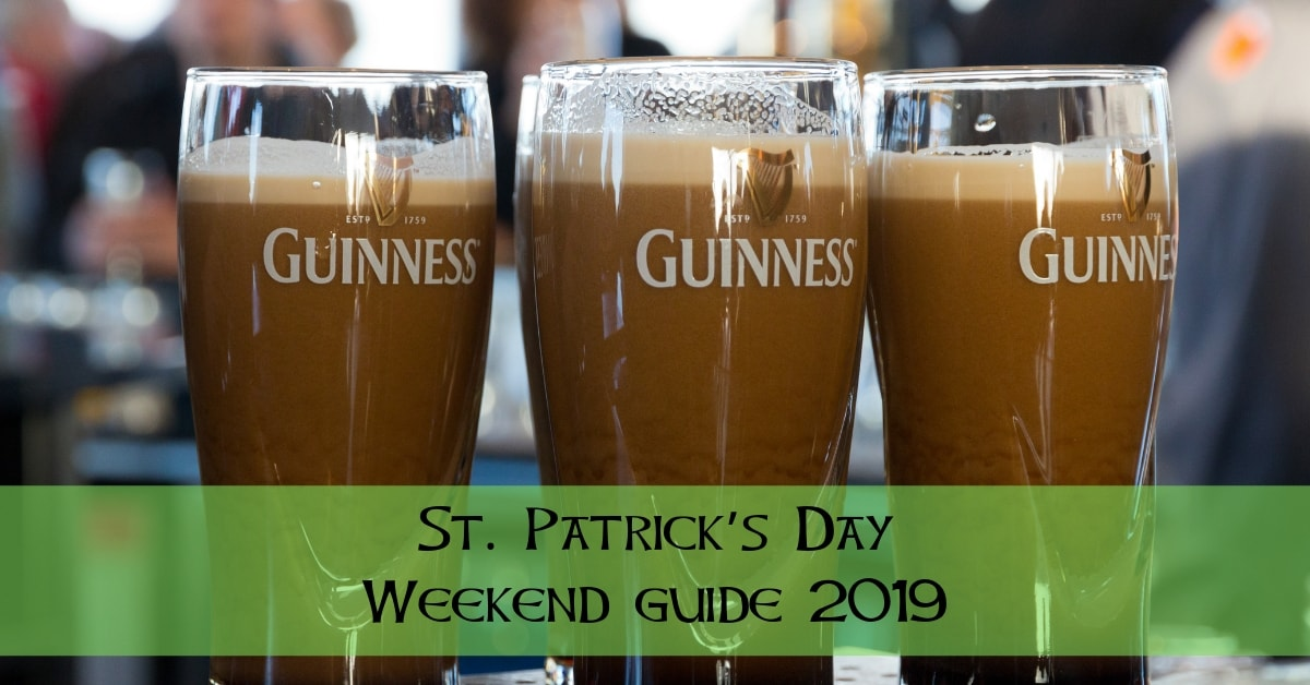 St  Patrick's Day Weekend Guide 2019 | Portland, Maine Old Port
