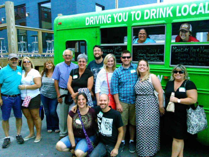 Maine Brew Bus, Drinks About Town tour