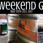 The Weekend Guide May 19th-21st, 2017