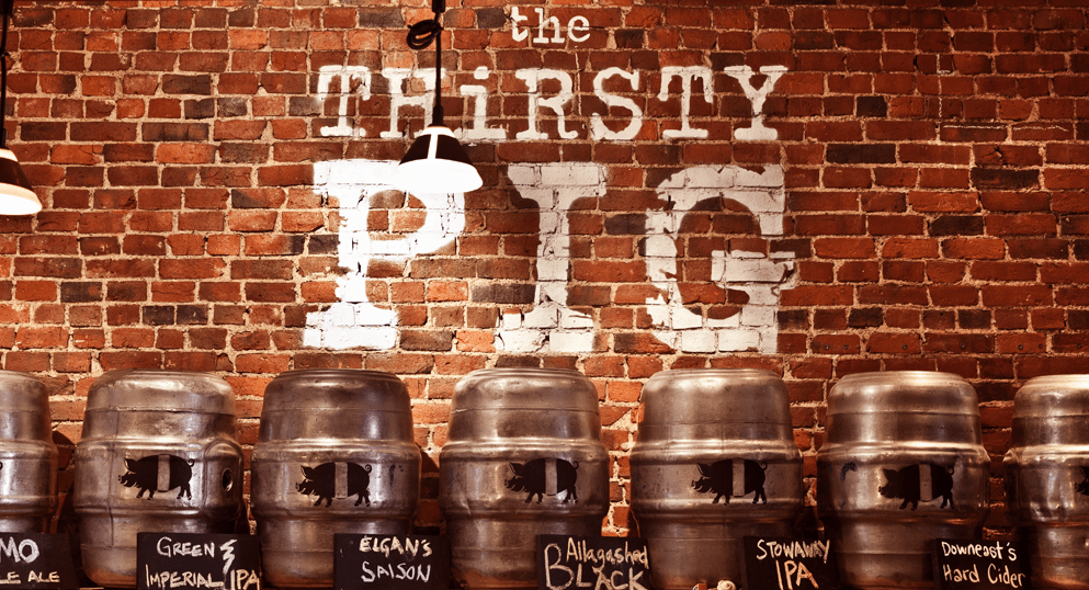 Photo by The Thirsty Pig