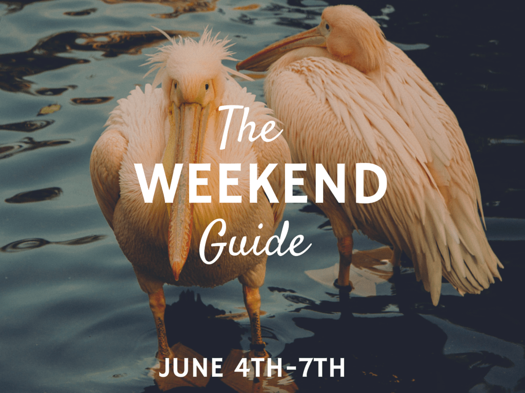 The Weekend Guide June 4 to 7