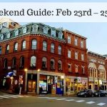 The Weekend Guide for Feb 23rd – 25th, 2018