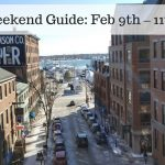 The Weekend Guide for Feb 9th – 11th, 2018