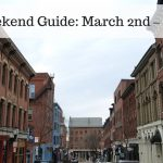 The Weekend Guide for March 2nd – 4th, 2018