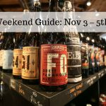 The Weekend Guide for Nov 10th – 12th, 2017
