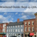 The Weekend Guide for September 15-17, 2017