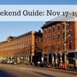 The Weekend Guide for Nov 17th – 19th, 2017