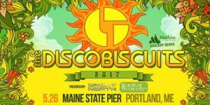 Disco Biscuits @ Maine State Pier