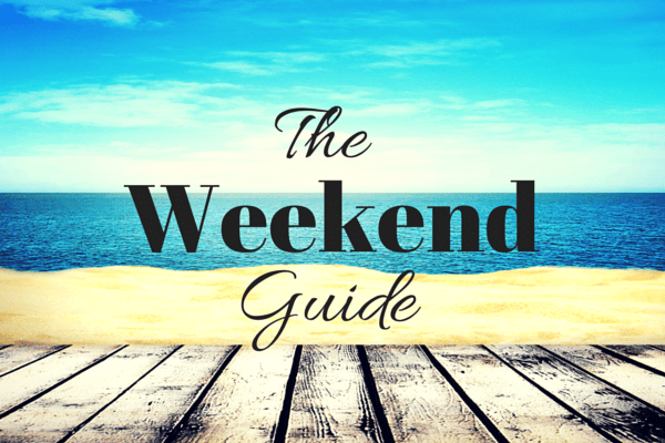 The weekend guide June