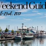 The Weekend Guide April 21st-23rd, 2017