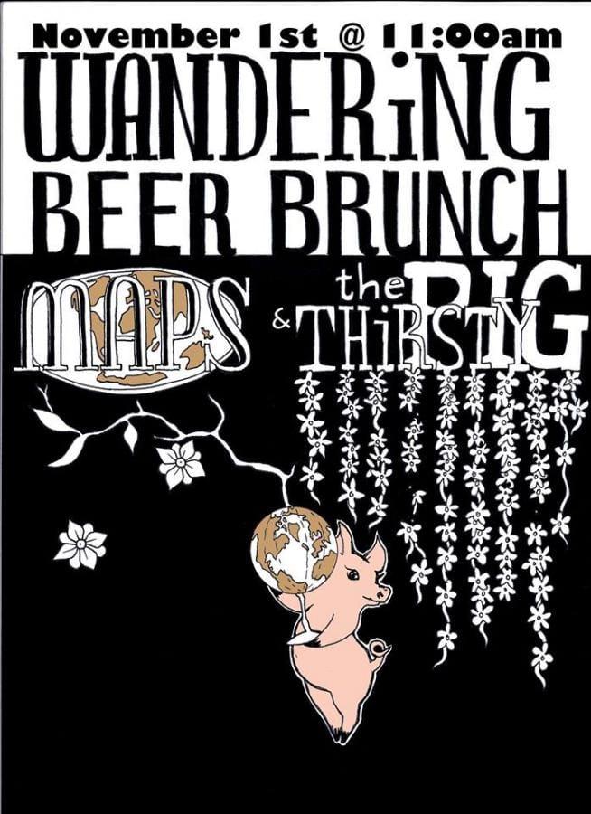 Wandering Beer Brunch