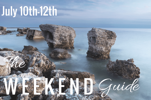 Weekend guide 10-12