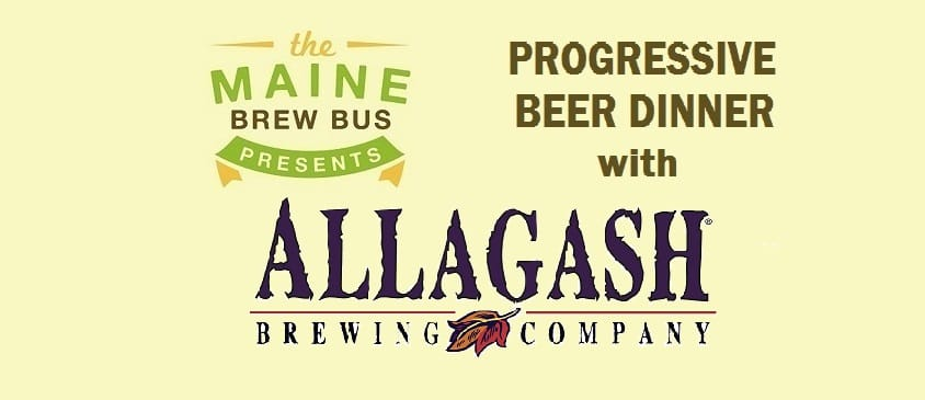 allagash beer tour