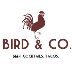 Bird & Co Happy Hour