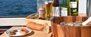 LUNCH ON CASCO BAY FOOD CRUISE @ Casco Bay Custom Charters | South Portland | Maine | United States