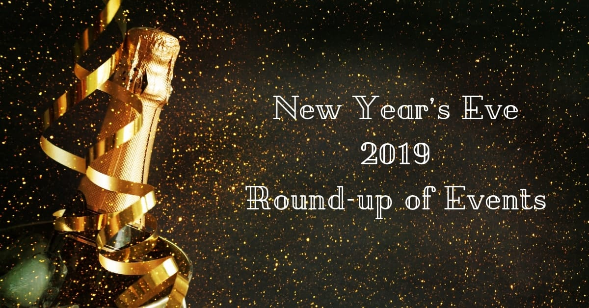 New Year's Eve 2019 Round-up of Events for Portland, Maine