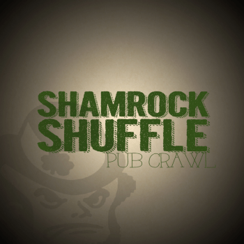 2015 Shamrock Shuffle Pub Crawl