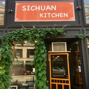 Sichuan Kitchen Happy Hour