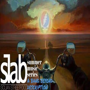 Slab Summer Music Series: A Band Beyond Description @ Slab | Portland | Maine | United States