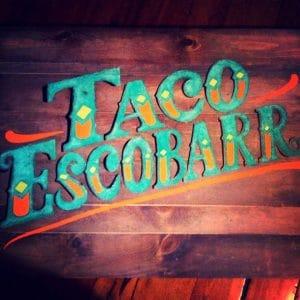 Taco Escobar Happy Hour