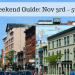 The Weekend Guide for Nov 3rd – 5th, 2017